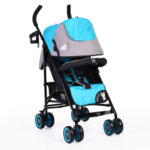 Moni Детска лятна количка Jerry тюркоаз